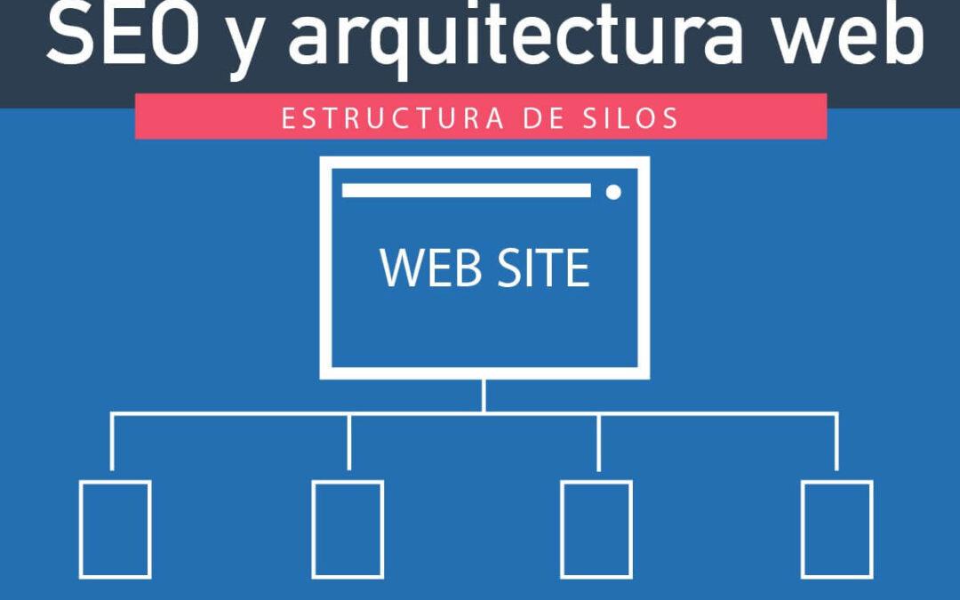 SEO y arquitectura web: Estructura de silos